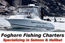 Foghorn Charters